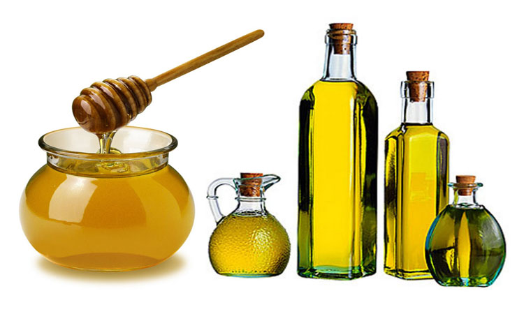 honey-and-olive-oil-hair-mask