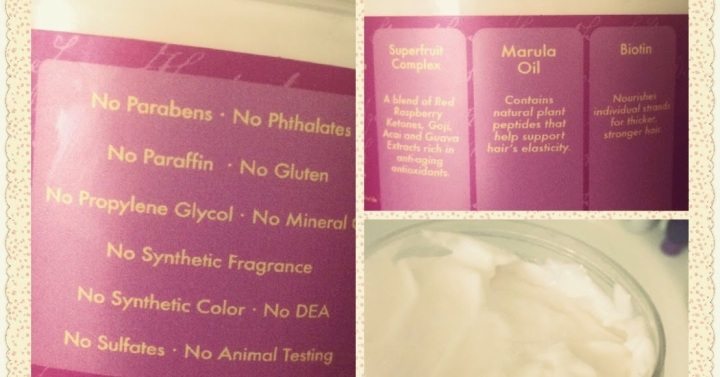 Shea Moisture SUPERFRUIT COMPLEX 10-IN 1 RENEWAL SYSTEM HAIR MASQUE Review