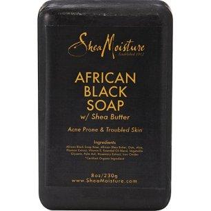 shea moistture black soap
