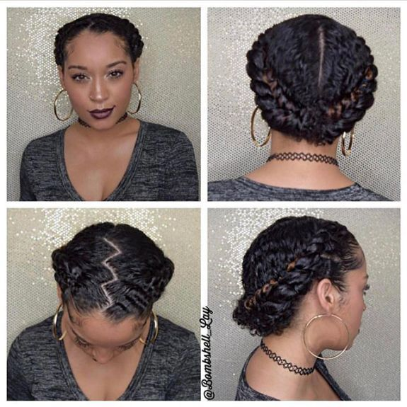 protective hair styles 4