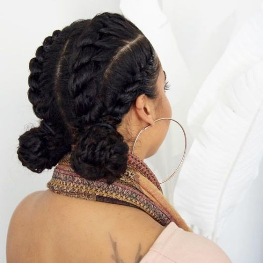 protective hair styles 6