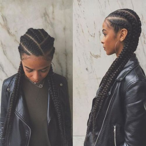 protective hair styles 7
