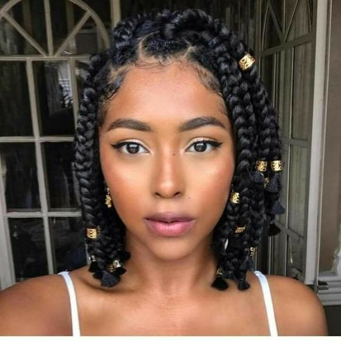 protective hair styles 8